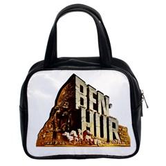 Ben Hur Classic Handbags (2 Sides)