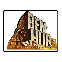 Ben Hur Fleece Blanket (Small)