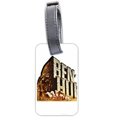 Ben Hur Luggage Tags (One Side)