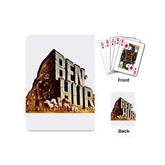 Ben Hur Playing Cards (Mini)