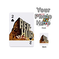 Ben Hur Playing Cards 54 (Mini)