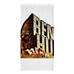 Ben Hur Shower Curtain 36  x 72  (Stall)