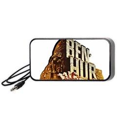 Ben Hur Portable Speaker (Black)