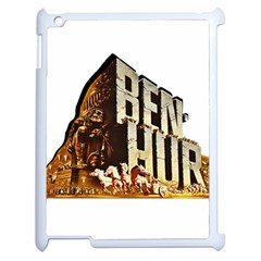 Ben Hur Apple iPad 2 Case (White)