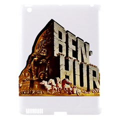 Ben Hur Apple iPad 3/4 Hardshell Case (Compatible with Smart Cover)