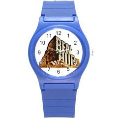 Ben Hur Round Plastic Sport Watch (S)
