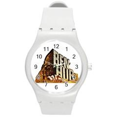 Ben Hur Round Plastic Sport Watch (M)
