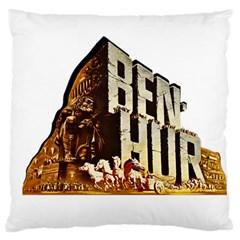 Ben Hur Large Cushion Case (Two Sides)