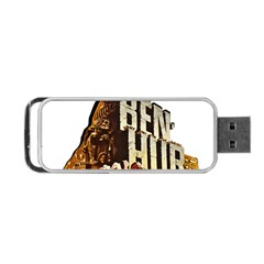 Ben Hur Portable USB Flash (One Side)