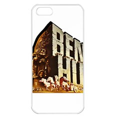 Ben Hur Apple iPhone 5 Seamless Case (White)