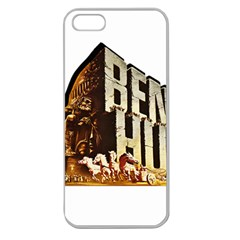Ben Hur Apple Seamless iPhone 5 Case (Clear)
