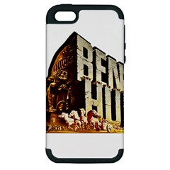 Ben Hur Apple iPhone 5 Hardshell Case (PC+Silicone)