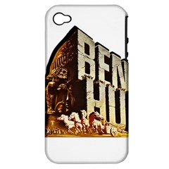 Ben Hur Apple iPhone 4/4S Hardshell Case (PC+Silicone)