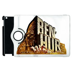 Ben Hur Apple iPad 3/4 Flip 360 Case