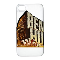 Ben Hur Apple iPhone 4/4S Hardshell Case with Stand