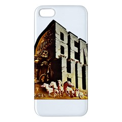 Ben Hur Apple iPhone 5 Premium Hardshell Case