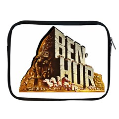 Ben Hur Apple iPad 2/3/4 Zipper Cases