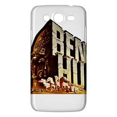 Ben Hur Samsung Galaxy Mega 5.8 I9152 Hardshell Case