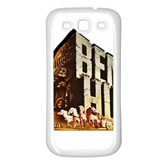 Ben Hur Samsung Galaxy S3 Back Case (White)
