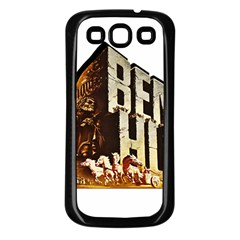 Ben Hur Samsung Galaxy S3 Back Case (Black)
