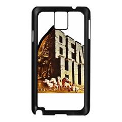 Ben Hur Samsung Galaxy Note 3 N9005 Case (Black)