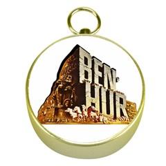 Ben Hur Gold Compasses
