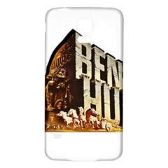 Ben Hur Samsung Galaxy S5 Back Case (White)