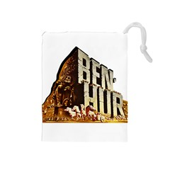 Ben Hur Drawstring Pouches (Medium)