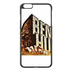 Ben Hur Apple iPhone 6 Plus/6S Plus Black Enamel Case