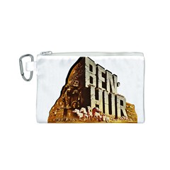 Ben Hur Canvas Cosmetic Bag (S)