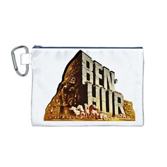 Ben Hur Canvas Cosmetic Bag (M)
