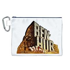 Ben Hur Canvas Cosmetic Bag (L)