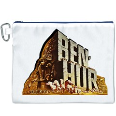 Ben Hur Canvas Cosmetic Bag (XXXL)