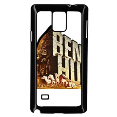 Ben Hur Samsung Galaxy Note 4 Case (Black)