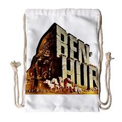 Ben Hur Drawstring Bag (Large)