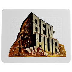 Ben Hur Jigsaw Puzzle Photo Stand (Rectangular)