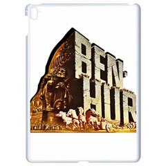 Ben Hur Apple iPad Pro 9.7   White Seamless Case