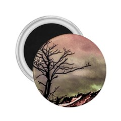 Fantasy Landscape Illustration 2.25  Magnets