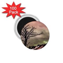 Fantasy Landscape Illustration 1.75  Magnets (100 pack)