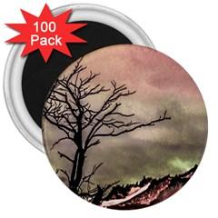 Fantasy Landscape Illustration 3  Magnets (100 pack)