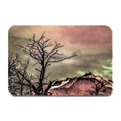 Fantasy Landscape Illustration Plate Mats