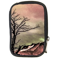 Fantasy Landscape Illustration Compact Camera Cases