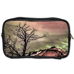 Fantasy Landscape Illustration Toiletries Bags