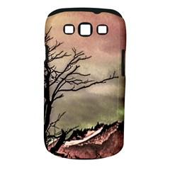 Fantasy Landscape Illustration Samsung Galaxy S III Classic Hardshell Case (PC+Silicone)