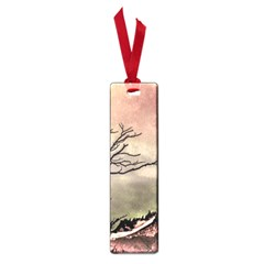 Fantasy Landscape Illustration Small Book Marks