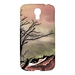 Fantasy Landscape Illustration Samsung Galaxy S4 I9500/I9505 Hardshell Case