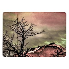 Fantasy Landscape Illustration Samsung Galaxy Tab 10.1  P7500 Flip Case