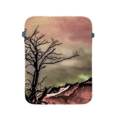 Fantasy Landscape Illustration Apple iPad 2/3/4 Protective Soft Cases