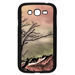 Fantasy Landscape Illustration Samsung Galaxy Grand DUOS I9082 Case (Black)