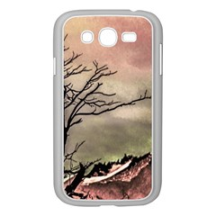 Fantasy Landscape Illustration Samsung Galaxy Grand DUOS I9082 Case (White)